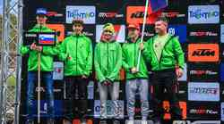 EMXON:Italijani mladinski evropski prvaki, naši šesti!