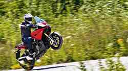 Test: Aprilia 1200 Caponord ABS