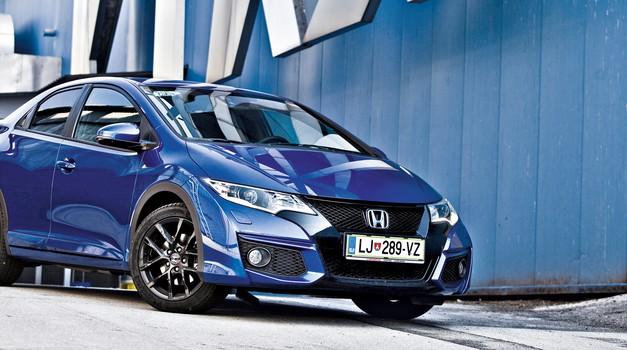 Podaljšani test: Honda Civic 1.6 i-DTEC Sport (foto: Saša Kapetanovič)