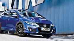 Podaljšani test: Honda Civic 1.6 i-DTEC Sport