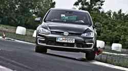 Kratki test: Volkswagen Golf GTE