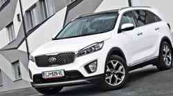 Test: Kia Sorento 2.2 CRDi EX Exclusive