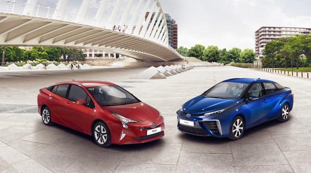Toyota bo izdelovala električne avtomobile (foto: Toyota)