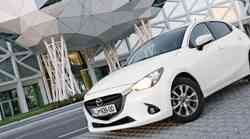 Podaljšani test: Mazda2 G90 Attraction