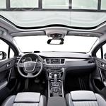 Kratki test: Peugeot 508 RXH 2.0 BlueHDi 180 (foto: Saša Kapetanovič)