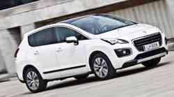 Kratki test: Peugeot 3008 1.2 e-THP 130 Allure