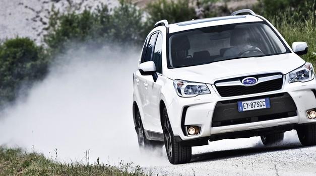 Kratki test: Subaru Forester 2.0 D-S Lineartronic Sport Unlimited (foto: Saša Kapetanovič)