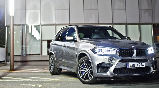 Na kratko: BMW X5 M (foto: Saša Kapetanovič)