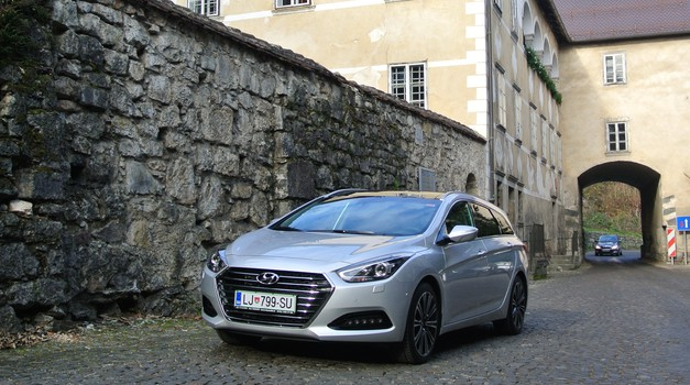 Novo v Sloveniji: Hyundai i40 in ix20 (foto: Tomaž Porekar)