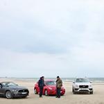 Vozili smo: Kandidati za evropski avto leta 2016 (foto: Saša Kapetanović, COTY)