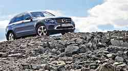 Test Mercedes-Benz GLC 220 d 4MATIC