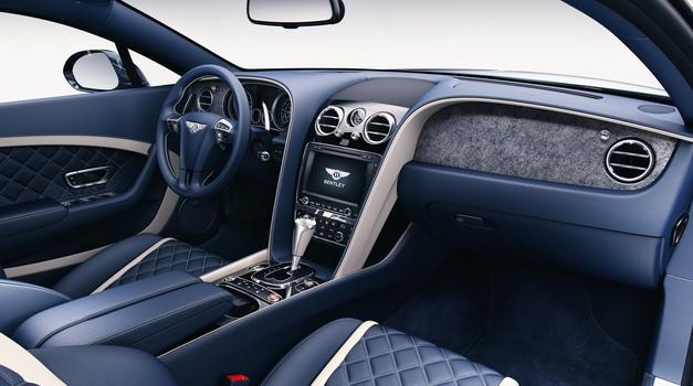 Bentley uvaja kamniti furnir (foto: Bentley)