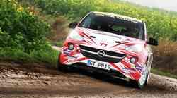 Reli: Tim Novak v nemškem pokalu Opel Adam
