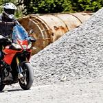 Test: Aprilia Caponord 1200 ABS (foto: Saša Kapetanovič)