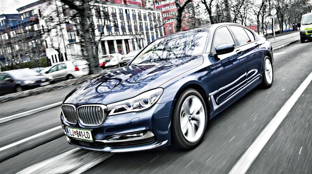 BMW 730d xDrive Pure Excellence (foto: Saša Kapetanovič)