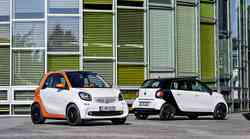 Razkrivamo: Prihaja četrta generacija Smarta EV