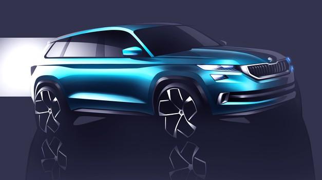 Škoda Vision S: pogled v prihodnost znamke (foto: Škoda)