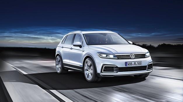 Razkrivamo: VW Golf SUV (foto: Bojan Perko)