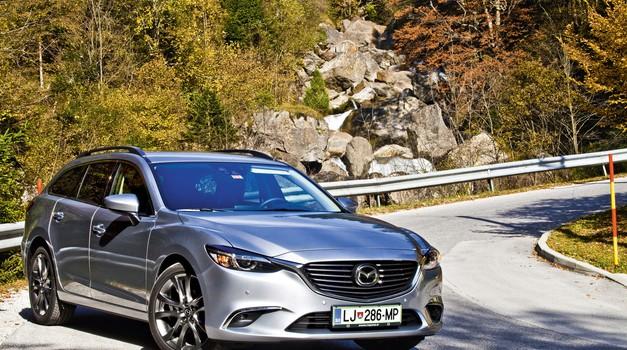 Mazda6 karavan CD175 AT AWD Revolution Top (foto: Saša Kapetanovič)