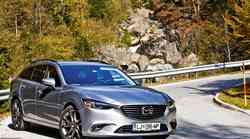 Mazda6 karavan CD175 AT AWD Revolution Top