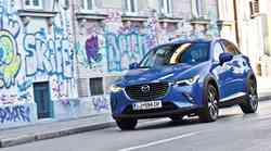 Mazda CX-3 CD105 AWD Revolution Nav