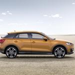Audi je predstavil kompaktni SUV Q2 (foto: Audi)