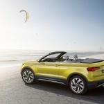 VW T-Cross Breeze s prepišnim pogledom v prihodnost in nova admiralska ladja (foto: Volkswagen)
