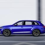 Audi SQ7 TDI - prvi z električnim kompresorjem (foto: Audi)