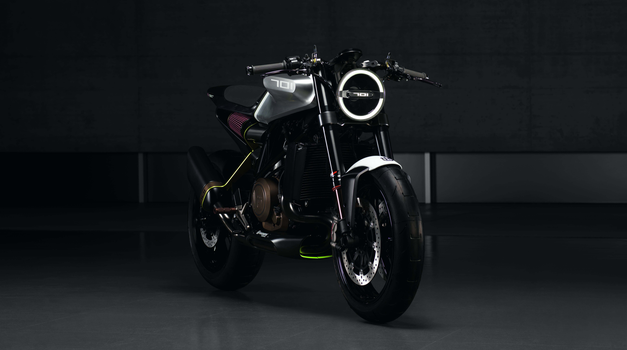 Husqvarna 701 Vitpilen je uradno najlepši motocikel