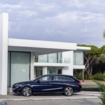 Posodobljena Mercedesa-Benza CLA in CLA Shooting Brake (foto: Daimler)