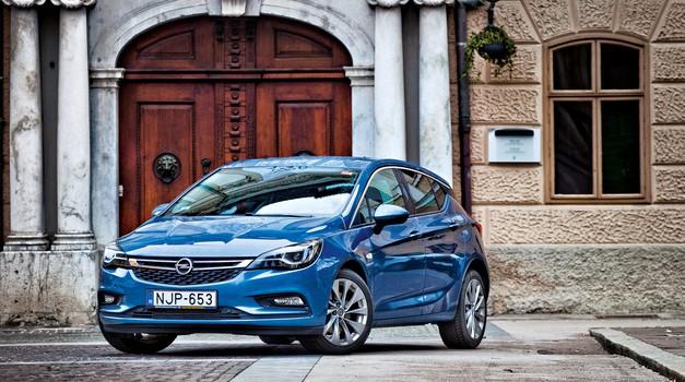 Test: Opel Astra 1.6 CDTI Ecotec Start&Stop Innovation (foto: Saša Kapetanović)
