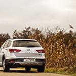 Seat Leon X-Perience 1.6 TDI (81 kW) 4WD Start-Stop (foto: Saša Kapetanovič)