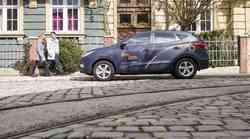 """""""Car sharing"""" avtomobilov na vodikove celice"""