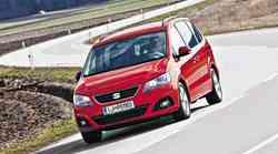 Seat Alhambra 2.0 TDI DSG Start/Stop 110 kW/150 KM Style Advanced Siete