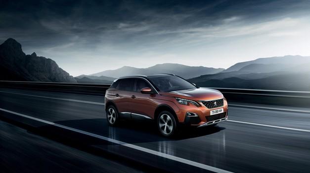 Novo v Sloveniji : Peugeot 3008: Ostalo je samo ime (foto: Peugeot)