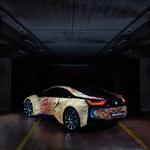 BMW i8 Futurism Edition za 50 let BMW-ja v Italiji (foto: BMW)