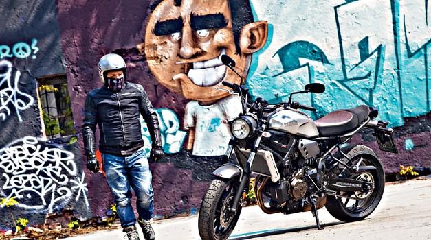Test: Yamaha XSR 700