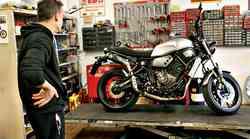Podaljšani test: Yamaha XSR700