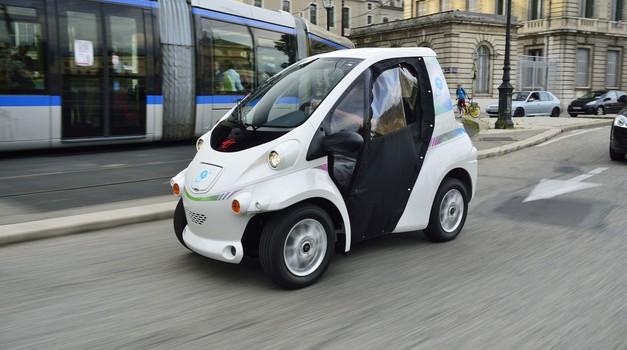 Pozitivni rezultati projekta kombiniranega prevoza v Grenoblu (foto: Toyota)