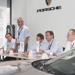 Porsche Parade Europe 2016 v Sloveniji (foto: Porsche)