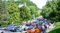 Več kot 200 Porschejev v Sloveniji