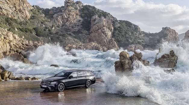 Mercedesov novi kombi razreda E (foto: Daimler)