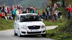 Reli DP: Jernej Fakin kar dvakrat s Peugeotom 208 R2