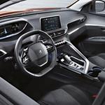Predstavljamo: Peugeot 3008: Prvi v vrsti (foto: Peugeot)