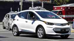 Razkrivamo: avtonomni Chevrolet Bolt
