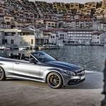 Mercedes-Benz kabriolet razreda C: Ko ostaneš brez besed (foto: Daimler)