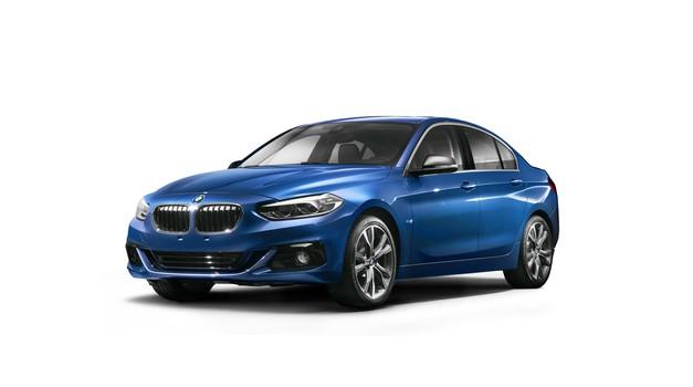 Limuzinski BMW serije 1 za Kitajsko (foto: BMW)
