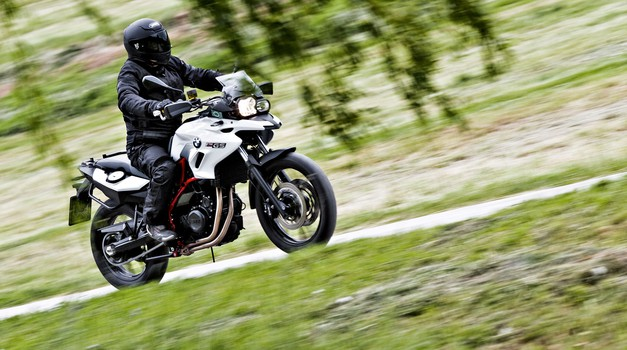Moto test: BMW F 700GS (foto: Saša Kapetanovič)