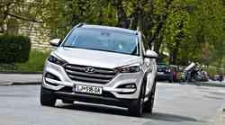 Hyundai Tucson 2.0 CRDi HP 4WD Aut. Impression