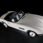 Elvisov BMW 507 je prenovljen (foto: BMW)